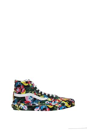 Kenzo Sneakers vans Women Fabric  Multicolor