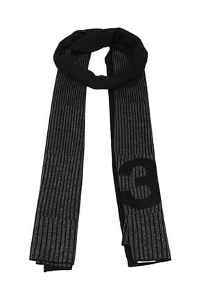 Y3 Yamamoto Scarves adidas Men Polyester Black
