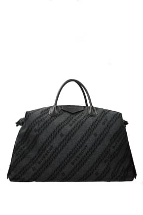 Givenchy Travel Bags antigona maxi Men Fabric  Gray