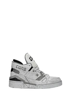Converse Sneakers erx 260 Homme Cuir Gris