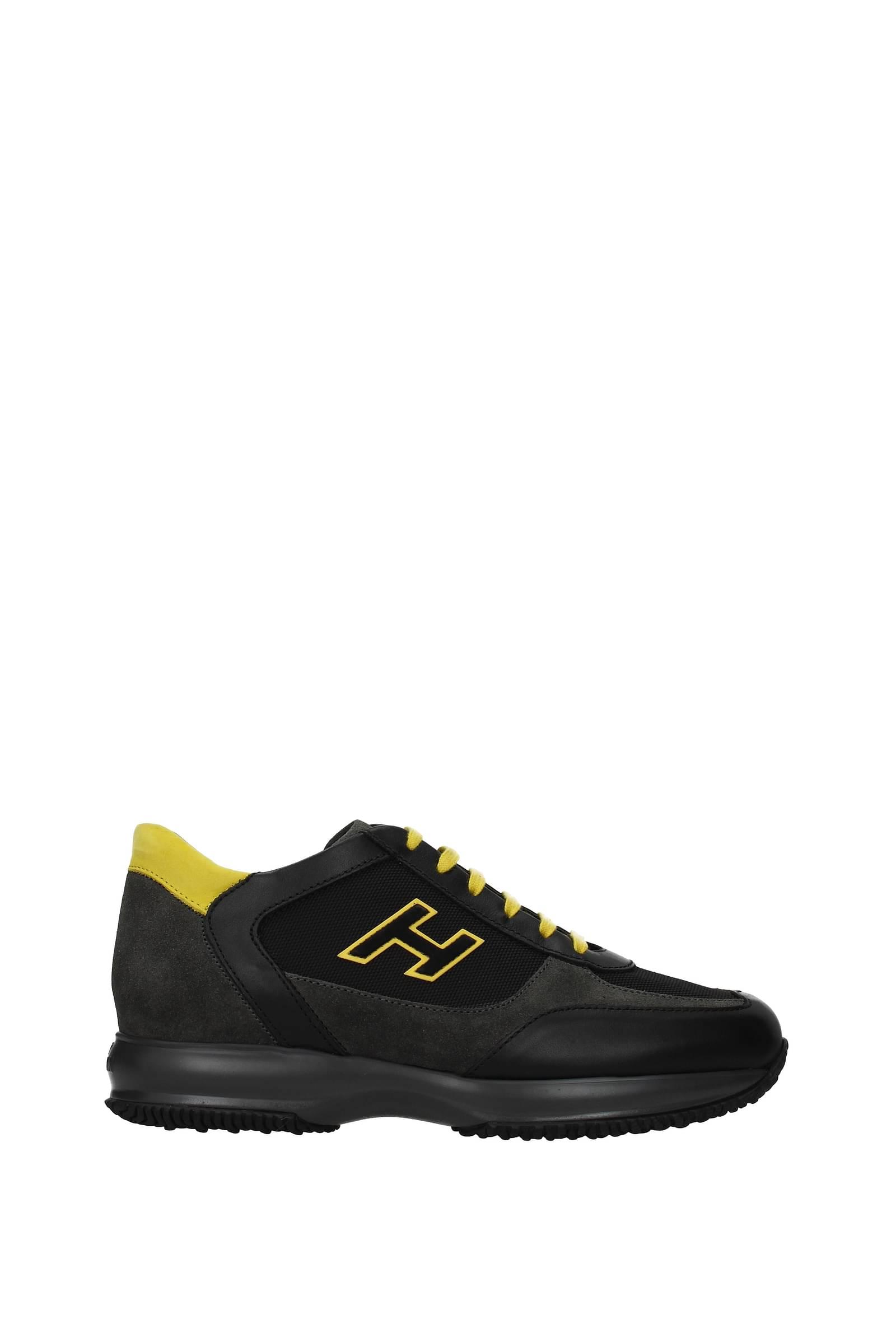 Hogan Sneakers interactive Men HXM00N0Q101O8M50BJ Leather 156,8€