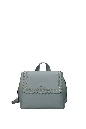 Pollini Backpacks and bumbags Leather Heavenly Sugar Paper