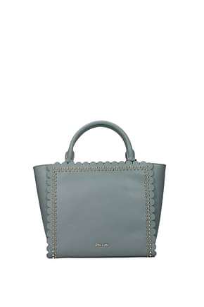 Pollini Handbags Women Leather Heavenly Sugar Paper