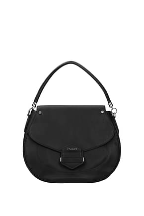Pollini Handbags Women Polyurethane Black