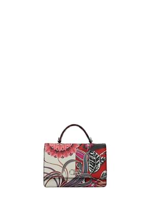 Salvatore Ferragamo Handbags Women Leather Multicolor