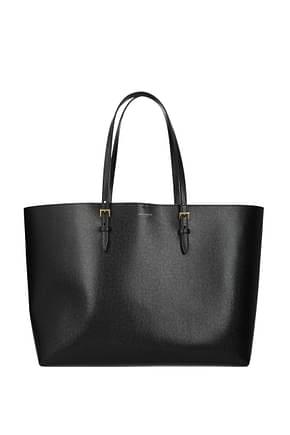 Saint Laurent Shoulder bags Women Leather Black