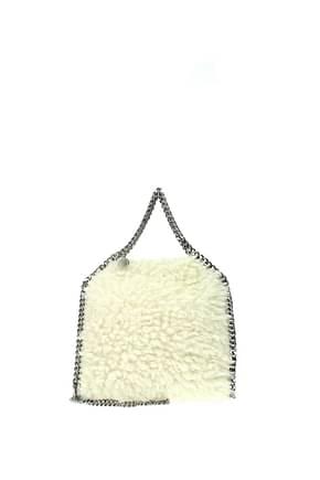 Stella McCartney Handbags Women Eco Fur Beige Beige