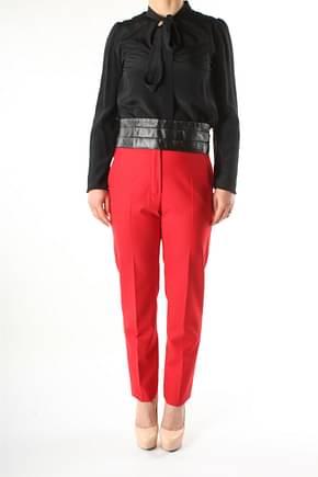 Max Mara High-waist belts kuban Women Leather Black