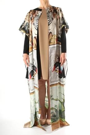 Burberry Foulard cape Women Silk Multicolor