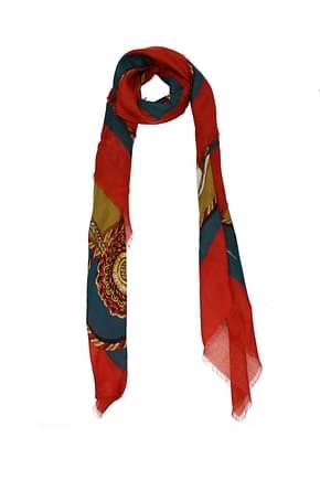 Dolce&Gabbana Foulard Women Modal Multicolor