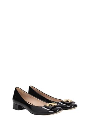 Tory Burch Pumps Damen Lackleder Schwarz