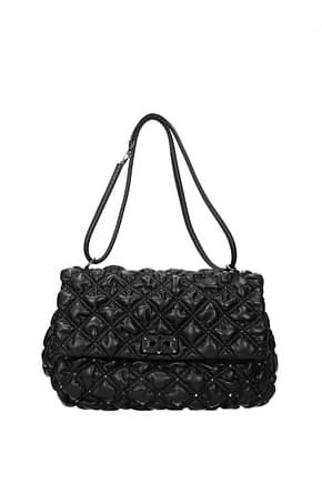 Valentino Garavani Shoulder bags Women Leather Black