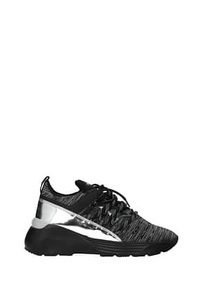Hogan Sneakers Homme Tissu Noir