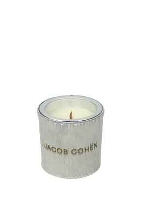 Jacob Cohen Gift ideas handmade scented soy candle Women Pony Skin Gray Ice