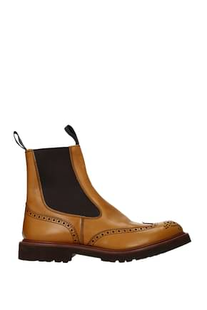 Tricker's Ankle Boot henry Men Leather Brown Acorn