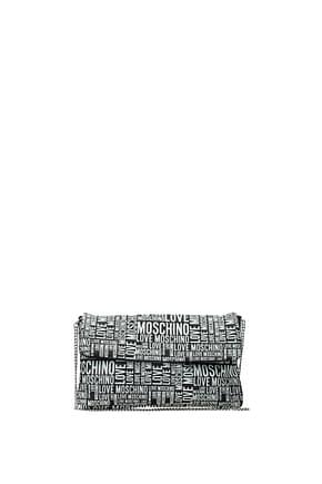 Love Moschino Crossbody Bag Women Polyurethane Black