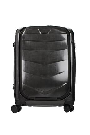 Samsonite Wheeled Luggages lite biz 37l Men Polypropylene Black