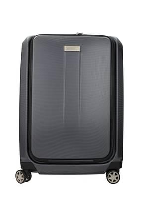 Samsonite Wheeled Luggages prodigy 40l Men Polycarbonate Black