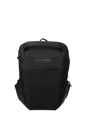 Samsonite Backpack and bumbags proxis biz Men Nylon Black
