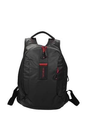 Samsonite Backpack and bumbags paradiver light 16 l Men Polyurethane Black
