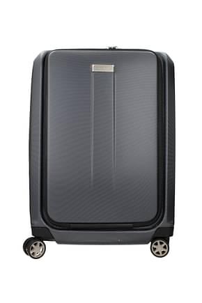 Samsonite Wheeled Luggages prodigy 40/47l Men Polycarbonate Black