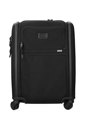 Tumi Wheeled Luggages alpha 3 42 l Men Nylon Black