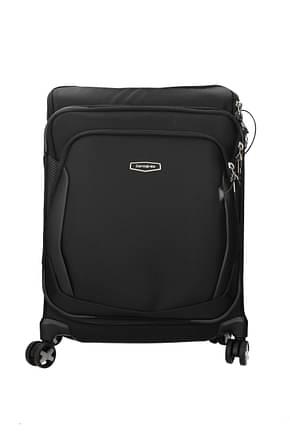 Samsonite Wheeled Luggages xblade 4.0 41l Men Nylon Black