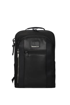 Tumi Backpack and bumbags davis Men Nylon Black