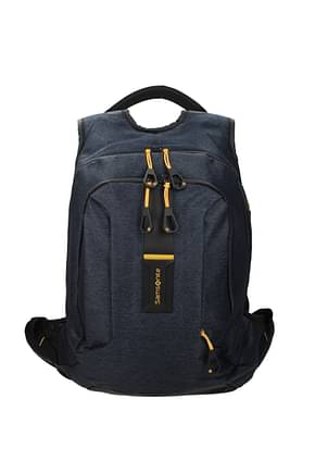 Samsonite Backpack and bumbags paradiver light 19l Men Polyester Blue Jeans