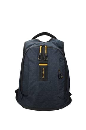 Samsonite Backpack and bumbags paradiver light 16l Men Polyester Blue Jeans