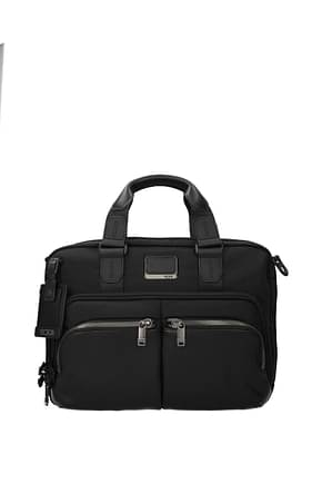 Tumi Work bags albany bravo Men Nylon Black