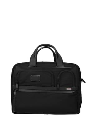 Tumi Work bags alpha 3 Men Nylon Black