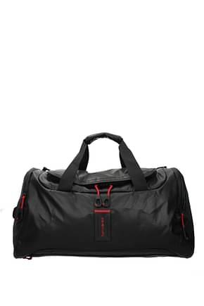 Samsonite Travel Bags paradiver light 47l Men Polyester Black