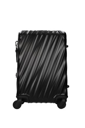 Tumi Wheeled Luggages 19 degree aluminum 31l Men Aluminum Black