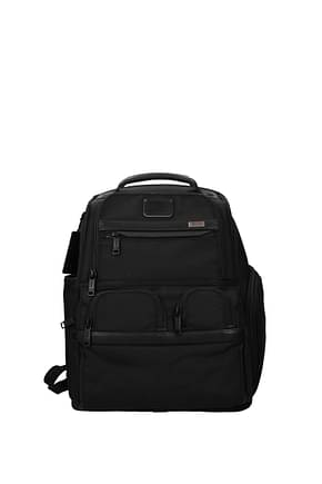 Tumi Backpack and bumbags brief  Men Nylon Black