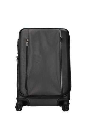 Tumi Wheeled Luggages arrive 36l Men Polyester Gray