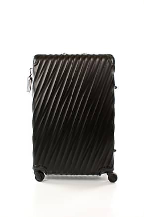 Tumi Wheeled Luggages 84l Men Aluminum Black