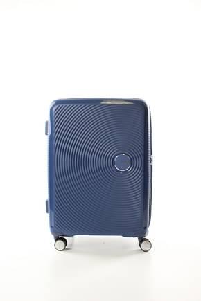 American Tourister Trolley soundbox 71.5/81l Mujer Polipropileno Azul marino Azul Navy