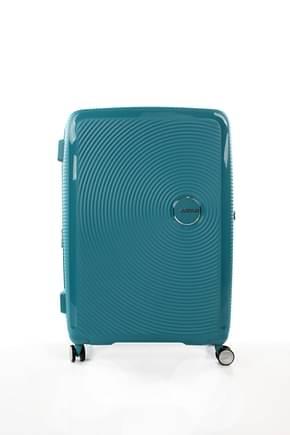 American Tourister Trolley soundbox 97/110l Mujer Polipropileno Verde Jade