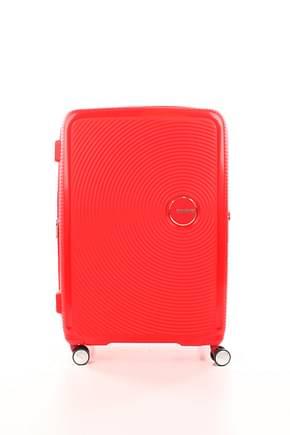 American Tourister Trolley soundbox 97/110l Mujer Polipropileno Rojo Coral