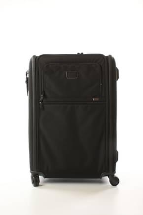 Tumi Wheeled Luggages alpha 3 108l Men Nylon Black