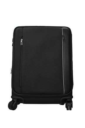 Tumi Wheeled Luggages arrivè 44l Men Polyester Black