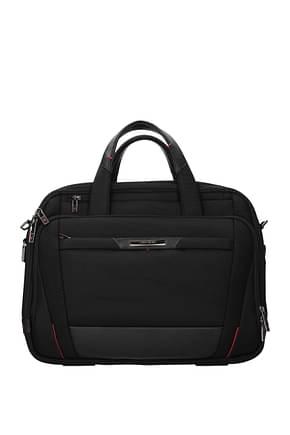 Samsonite Work bags pro dlx 5 17/23l Men Nylon Black