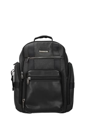 Tumi Backpack and bumbags Sheppard Deluxe Men Polyester Gray Graphite