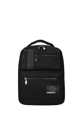 Samsonite Backpack and bumbags openroad 11l Men Nylon Black