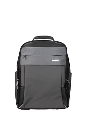Samsonite Backpack and bumbags spectrolite 2.0 28.5/32.5l Men Nylon Gray Black