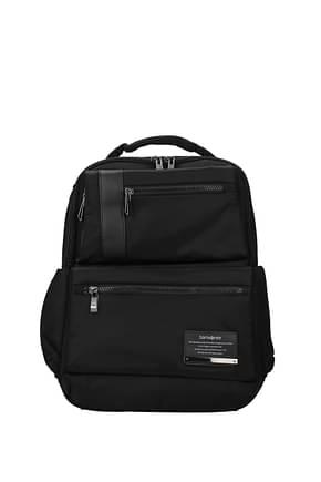 Samsonite Backpack and bumbags openroad 15.5l Men Nylon Black
