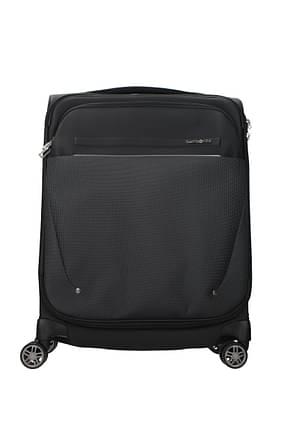 Samsonite Wheeled Luggages b-lite icon 39l Men Nylon Black