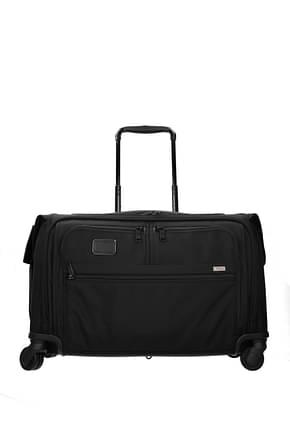 Tumi Wheeled Luggages suit bag alpha 3 30l Men Nylon Black