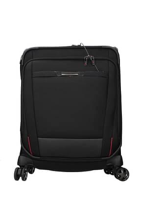 Samsonite Wheeled Luggages pro-dlx 5 41 l Men Nylon Black